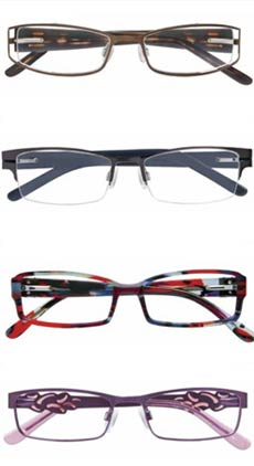 junction city designer eyeglass frames